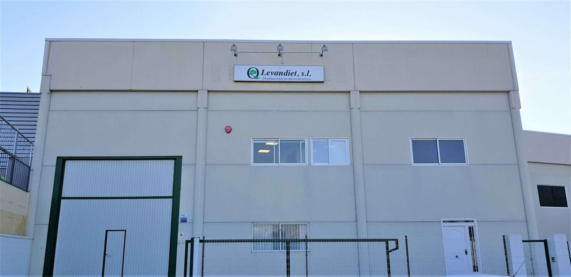 Sede Levandiet distribuidora de productos naturales